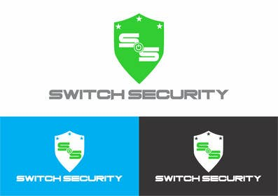 Nro 103 kilpailuun Design a Logo for Switch Security käyttäjältä BDamian