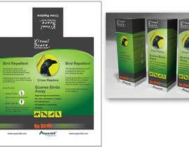 #10 para Packaging Box Redesign Job por satgraphic