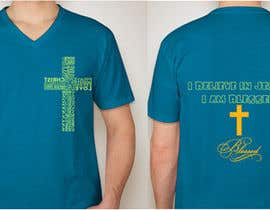 #19 cho Design a T-Shirt for LukesChristianTshirts.com bởi siddiquisana293
