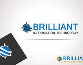 #47 cho Design a Logo for Brilliant Information Technology bởi sweet88