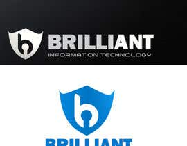 #57 cho Design a Logo for Brilliant Information Technology bởi hicherazza