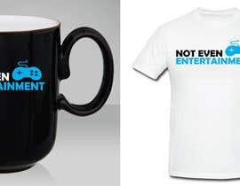 Nro 12 kilpailuun Logo design for Not Even Entertainment käyttäjältä BitDE5IGN