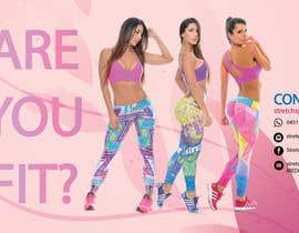 #4 untuk Design a Flyer for Women Sportswear oleh kopach