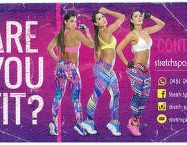 #8 para Design a Flyer for Women Sportswear por editorsp