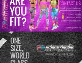 #26 para Design a Flyer for Women Sportswear por Aemese