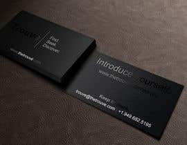 #27 para Design Spot UV Business Cards for a Los Angeles Social Network por HammyHS