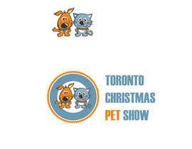 #24 untuk Design a Logo for Toronto Christmas Pet Show oleh Spookymonsta