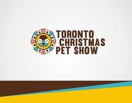 #12 untuk Design a Logo for Toronto Christmas Pet Show oleh designklaten