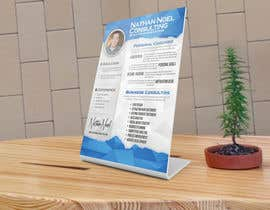 #12 for Design a Flyer for a Consulting Business -- 2 af abudabi3