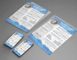 #14 untuk Design a Flyer for a Consulting Business -- 2 oleh abudabi3