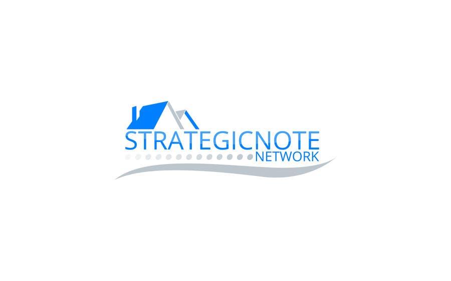 Penyertaan Peraduan #14 untuk Design a Logo for Strategic Note Network