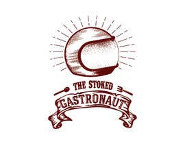 #36 for Logo for a restaurant investment company: The Stoked Gastronaut by AWAIS0