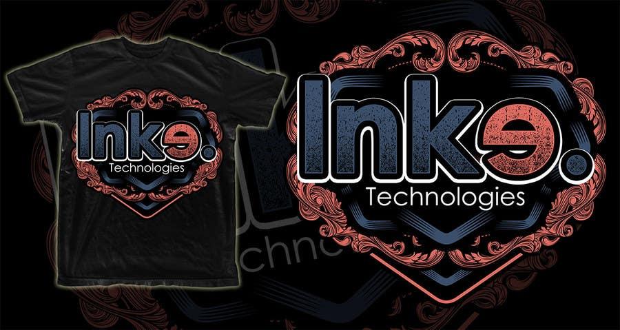 Penyertaan Peraduan #67 untuk Design a Professional but Cool T-Shirt for a Tech Company