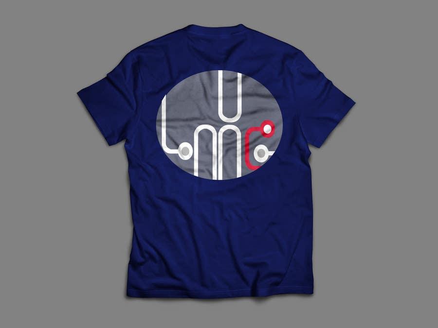 Penyertaan Peraduan #30 untuk Design a Professional but Cool T-Shirt for a Tech Company