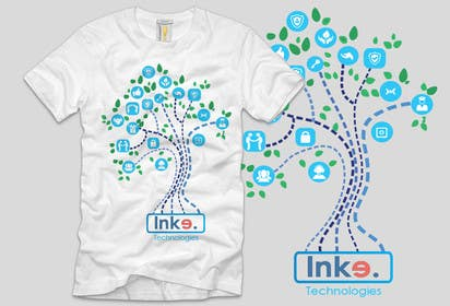 #16 for Design a Professional but Cool T-Shirt for a Tech Company af ezaz09