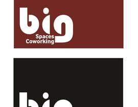 #70 untuk Projetar um Logo for Big Spaces Coworking oleh binoysnk