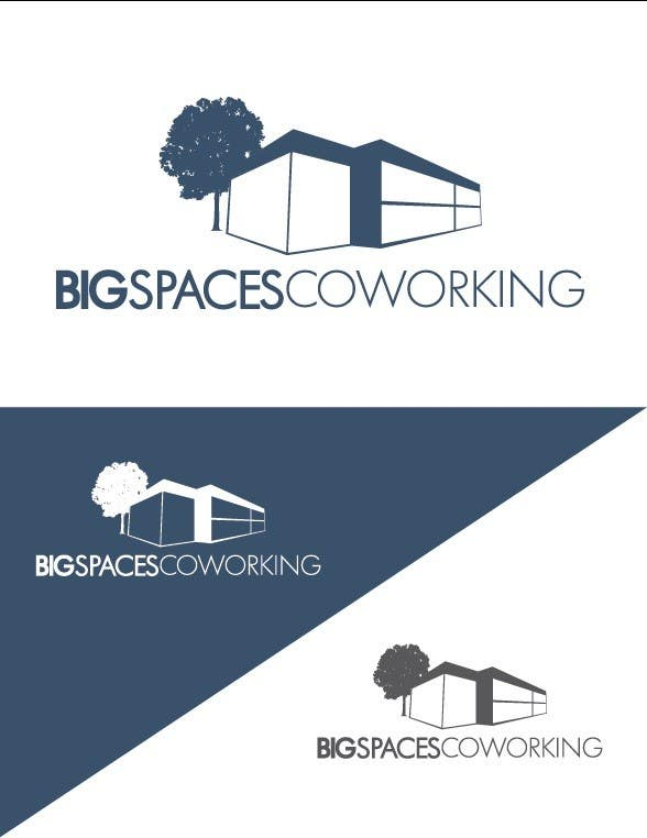 Bài tham dự cuộc thi #24 cho Projetar um Logo for Big Spaces Coworking