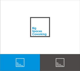 #1 cho Projetar um Logo for Big Spaces Coworking bởi RPDonthemove