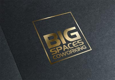 #47 cho Projetar um Logo for Big Spaces Coworking bởi RPDonthemove