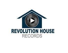 #33 untuk Design a Logo for Revolution House (Record Label) oleh CoderBoyNasim