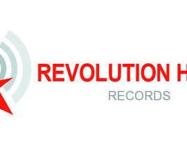 #48 untuk Design a Logo for Revolution House (Record Label) oleh jovanmilicevic