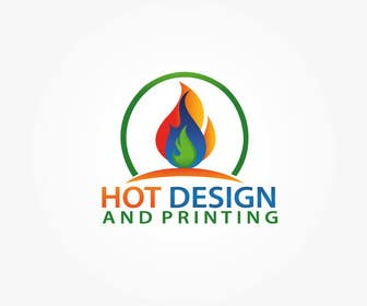 #22 untuk Design a Logo for design and printing company oleh alikarovaliya