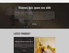 #2 for Design a Website Homepage and 2 Inner Pages by RIW2015