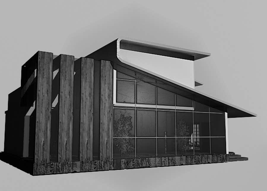 """Bài tham dự cuộc thi #                                        35                                      cho                                         3 DAYS CONTEST: Interior and Exterior Building View of any kind Hand Sketches or Sketchup """"look alike hand sketches """""""