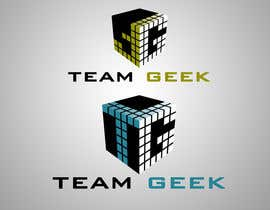 #64 para Design a Logo for Team Geek por FLand
