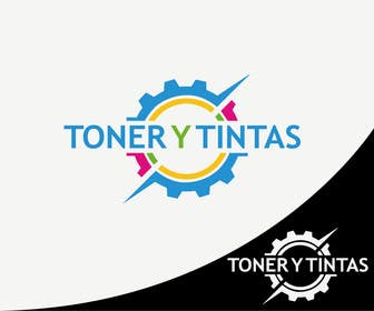 #58 untuk Logo for a Refurnishing Toner and Ink Cartriges, computer components and office supplies oleh alikarovaliya