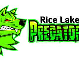 nº 35 pour Logo Design: Rice Lake Predators Football par GreenAndWhite