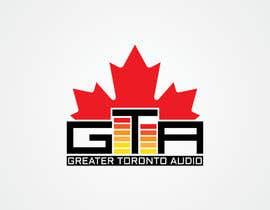 #57 untuk Design a Logo for Greater Toronto Audio oleh jeetchanay