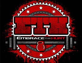 stevesartorio13 tarafından Design a T-Shirt for Embrace The Hurt için no 22