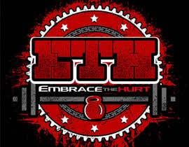 Nro 22 kilpailuun Design a T-Shirt for Embrace The Hurt käyttäjältä stevesartorio13