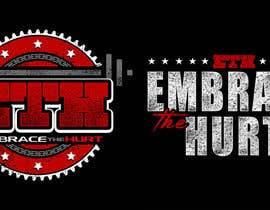 Nro 23 kilpailuun Design a T-Shirt for Embrace The Hurt käyttäjältä stevesartorio13