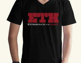 rizalarsad tarafından Design a T-Shirt for Embrace The Hurt için no 17