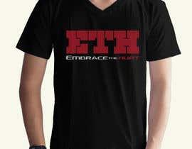 Nro 17 kilpailuun Design a T-Shirt for Embrace The Hurt käyttäjältä rizalarsad