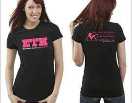 Nro 10 kilpailuun Design a T-Shirt for Embrace The Hurt käyttäjältä IndraYoga