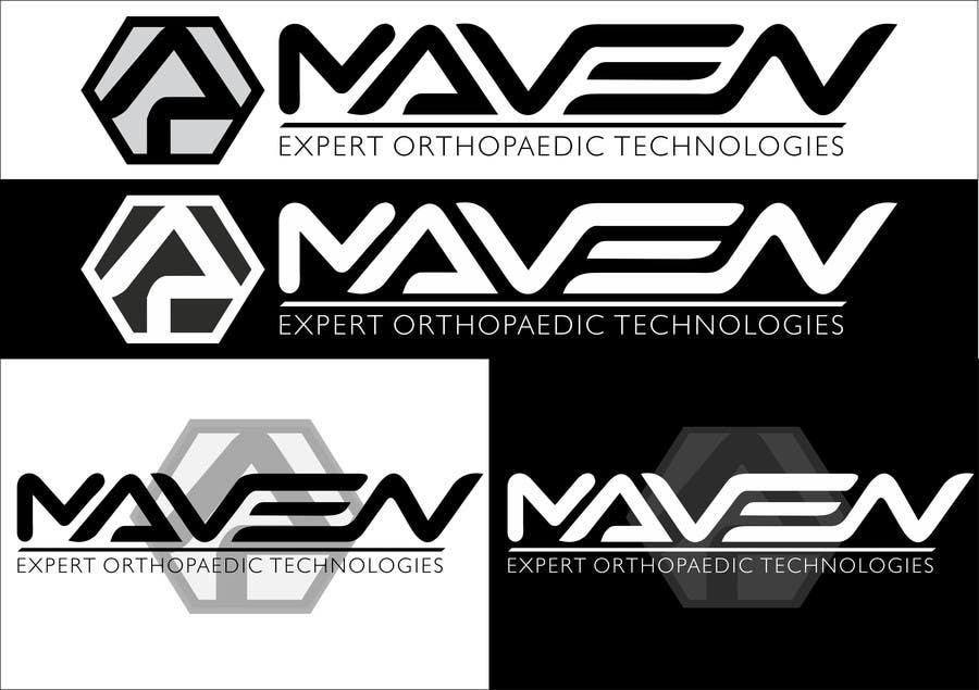 Penyertaan Peraduan #2 untuk Design a Logo for Maven