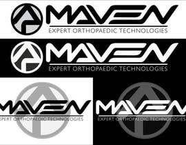 KryloZA tarafından Design a Logo for Maven için no 21