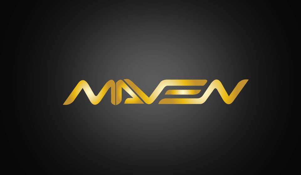 Penyertaan Peraduan #22 untuk Design a Logo for Maven
