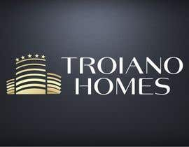 #46 for Design a Logo for Troiano Homes af Crussader