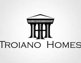nº 197 pour Design a Logo for Troiano Homes par hosseindany