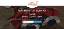 Graphic Design Contest Entry #92 for Design a Logo for Motorcycle Brake/Turn Lights Company