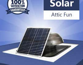 #28 for Solar Attic Fan Make Sexy Pop by taraskhlian