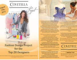 #15 cho Design a Flyer for Fashion Design Contest bởi jassna