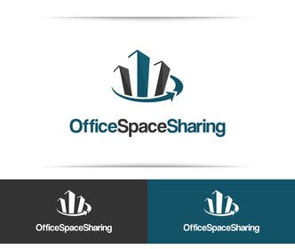 SergiuDorin tarafından Design a Logo for Office Space Sharing -- 2 için no 82