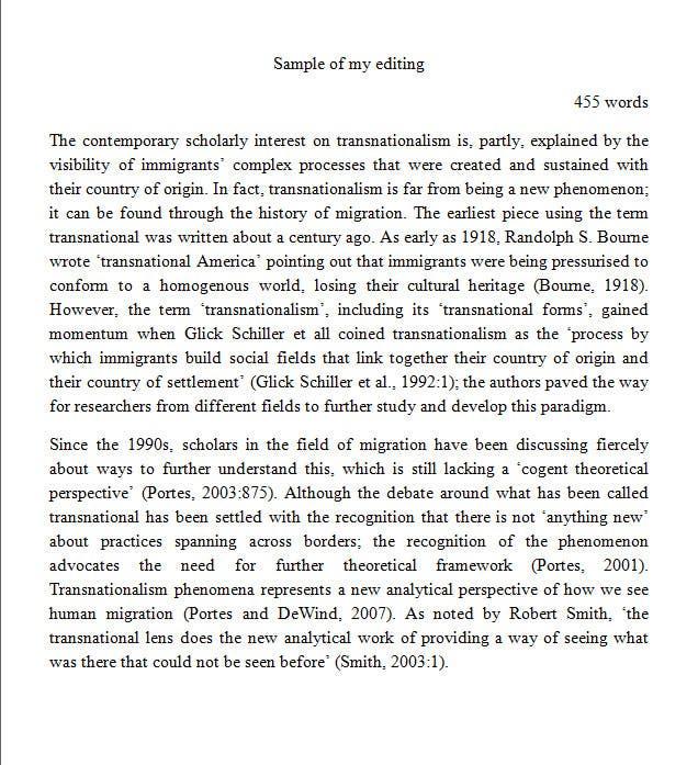 Konkurrenceindlæg #16 for Sociology work