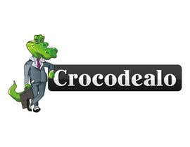#50 para Design an awesome 3d Crocodile logo por graphicclassiclx