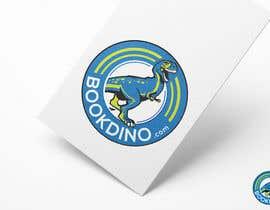 Nro 48 kilpailuun Design a Logo for BOOKDINO.com käyttäjältä nizagen